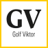 Golf Viktor - logo